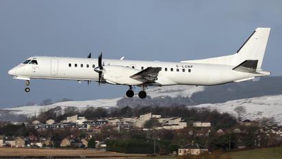 G-LGNP - Loganair SAAB 2000