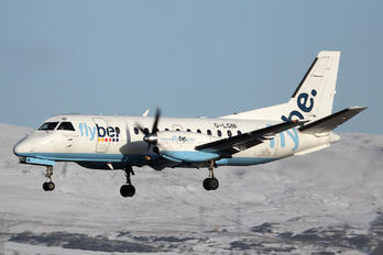 G-LGNI - FlyBe - Loganair SAAB 340