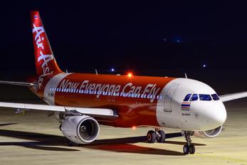 HS-BBO - AirAsia (Thailand) Airbus A320