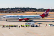G-VSUN - Virgin Atlantic Airbus A340-300 aircraft