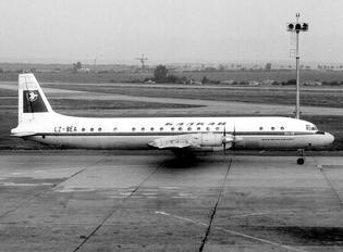 LZ-BEA - Balkan Ilyushin Il-18 (all models)