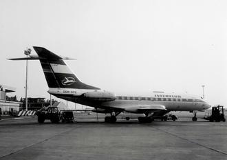 DDR-SCZ - Interflug Tupolev Tu-134