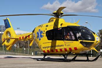 EC-KPA - TAF Helicopters Eurocopter EC135 (all models)