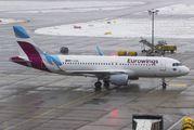 D-AIZQ - Eurowings Airbus A320 aircraft