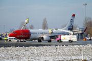 LN-NOF - Norwegian Air Shuttle Boeing 737-800 aircraft