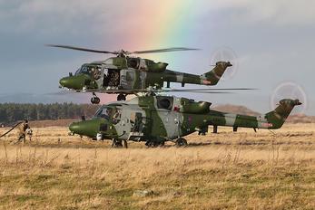 ZG915 - UK - Army Air Corps Westland Lynx Mk.9A