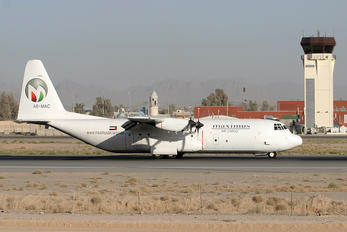 A6-MAC - Maximus Air Cargo Lockheed L-100 Hercules