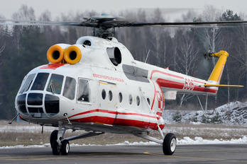 636 - Poland - Air Force Mil Mi-8