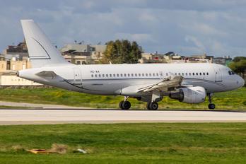 HZ-A4 - Alpha Star Airbus A319