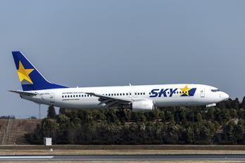JA737H - Skymark Airlines Boeing 737-800