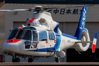 JA62NH - All Nippon Helicopter Aerospatiale AS365 Dauphin II