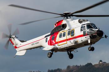 JA9678 - Aero Asahi Aerospatiale AS332 Super Puma L (and later models)