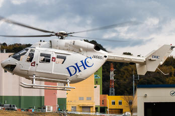 JA6651 - DHC Corporation Kawasaki BK117