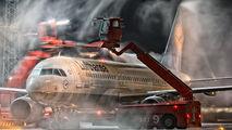 D-AIZG - Lufthansa Airbus A320 aircraft