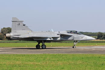 9243 - Czech - Air Force SAAB JAS 39C Gripen