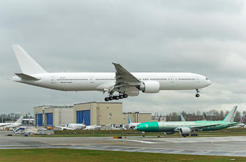 HZ-MF9 - Saudi Arabia - Government Boeing 777-300ER