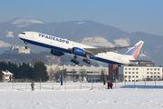 EI-XLP - Transaero Airlines Boeing 777-300 aircraft