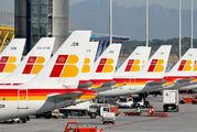 EC-JDR - Iberia Airbus A321 aircraft
