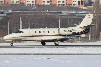 YU-SMK - Air Pink Cessna 560XL Citation Excel