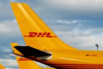 D-AEAT - DHL Cargo Airbus A300F