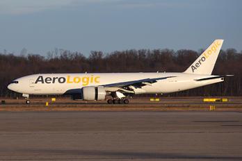 D-AALG - AeroLogic Boeing 777-200F