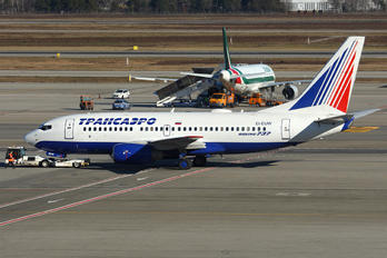 EI-EUW - Transaero Airlines Boeing 737-700