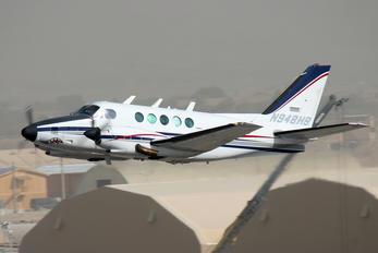 N948HB - Private Beechcraft 100 King Air