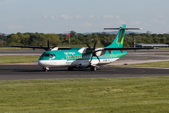 EI-REL - Aer Lingus Regional ATR 72 (all models)