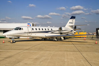 N448RT - Private Cessna 680 Sovereign