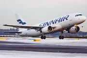 OH-LXF - Finnair Airbus A320 aircraft