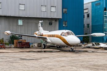 TC-LEY - Private MBB HFB-320 Hansa Jet