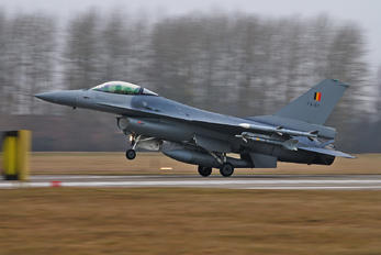 FA-97 - Belgium - Air Force General Dynamics F-16A Fighting Falcon