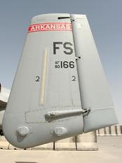 80-0166 - USA - Air Force Fairchild A-10 Thunderbolt II (all models)