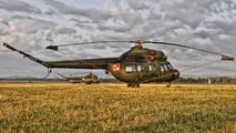 8220 - Poland - Army Mil Mi-2 aircraft