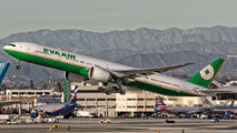 B-16720 - Eva Air Boeing 777-300ER aircraft