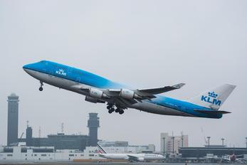 PH-BFO - KLM Boeing 747-400