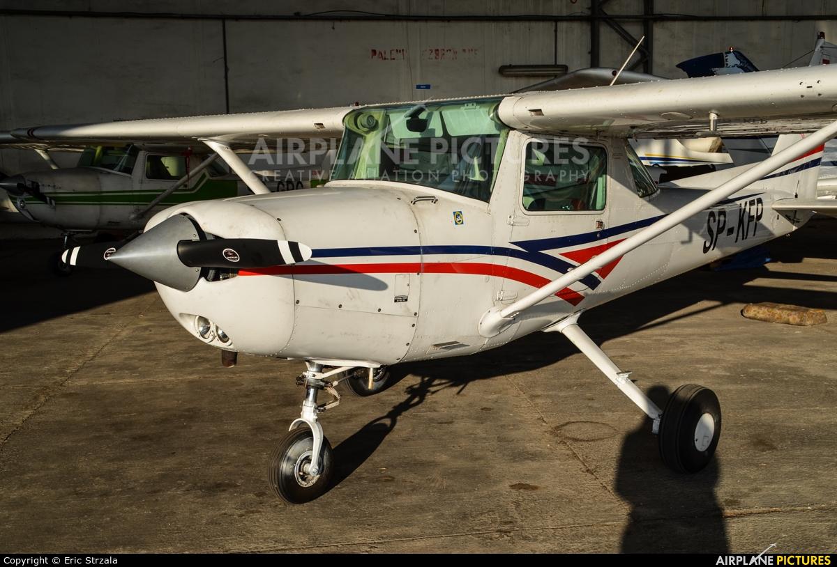 Aeroclub of Poland SP-KFP aircraft at Warsaw - Babice