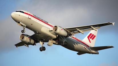 PH-MPE - Martinair Airbus A320