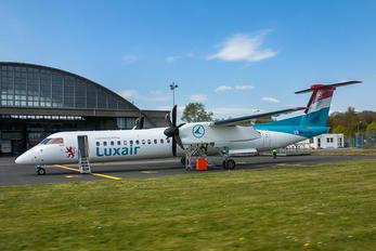 LX-LGN - Luxair de Havilland Canada DHC-8-400Q / Bombardier Q400