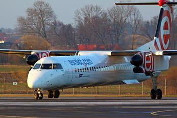 SP-EQI - euroLOT de Havilland Canada DHC-8-400Q / Bombardier Q400