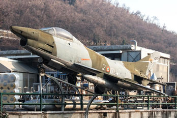 MM6390 - Italy - Air Force Fiat G91