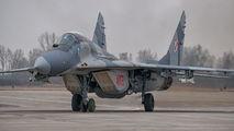 4113 - Poland - Air Force Mikoyan-Gurevich MiG-29G aircraft