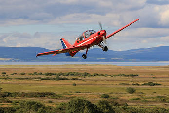 G-DOGE - Private Scottish Aviation Bulldog