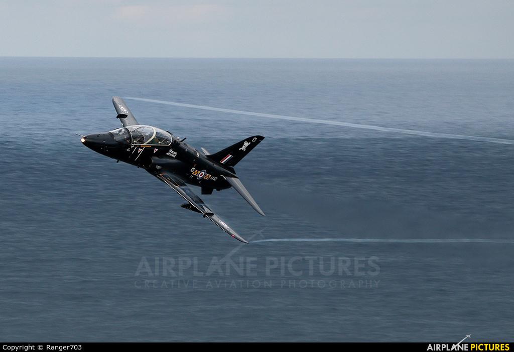 Royal Air Force XX321 aircraft at Cape Wrath Range