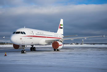 A6-HMS - United Arab Emirates - Government Airbus A320