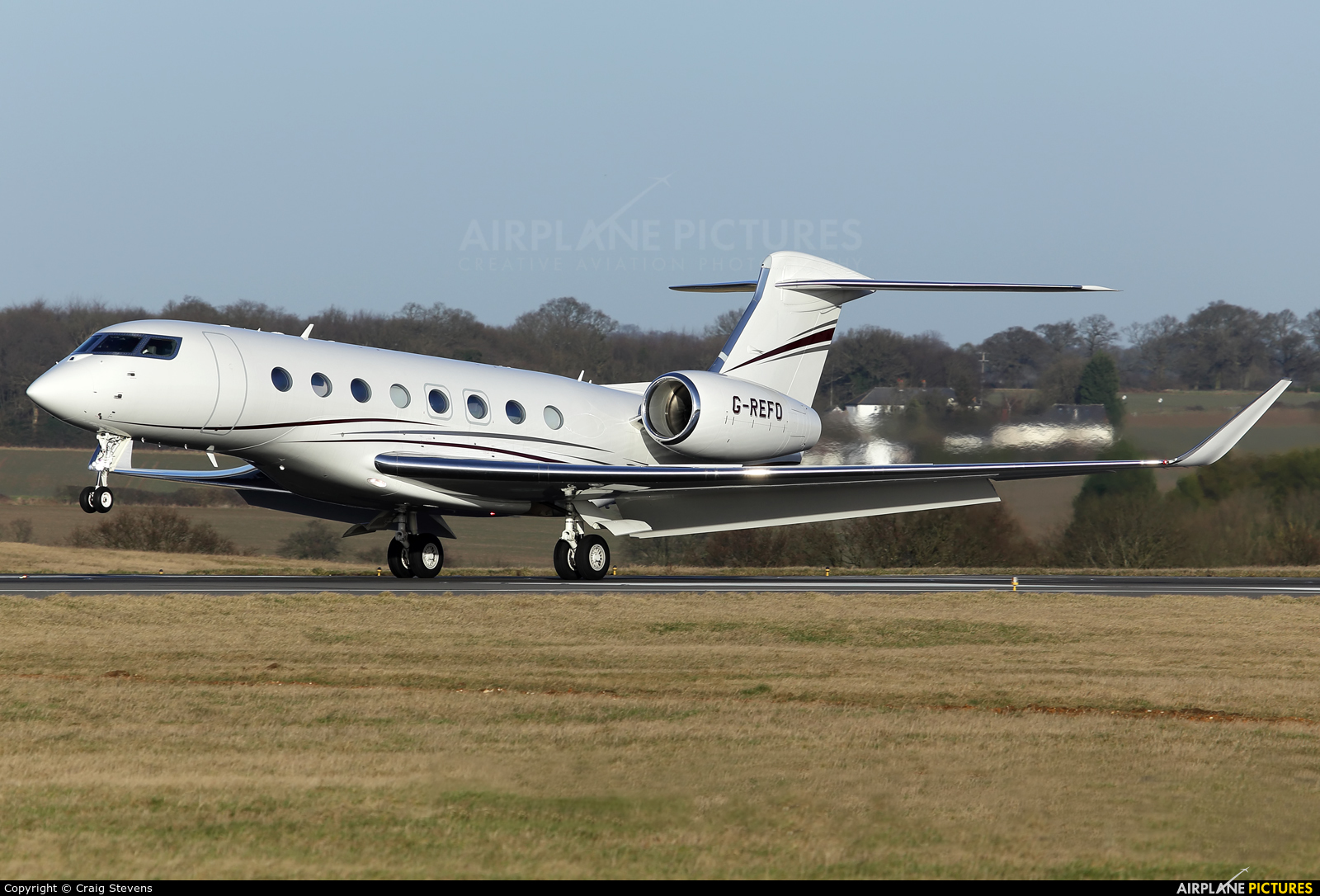G Refo Private Gulfstream Aerospace G650 G650er At