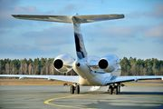 OE-IRP - Amira Air Bombardier BD-700 Global Express aircraft
