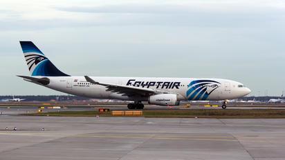 SU-GCH - Egyptair Airbus A330-200