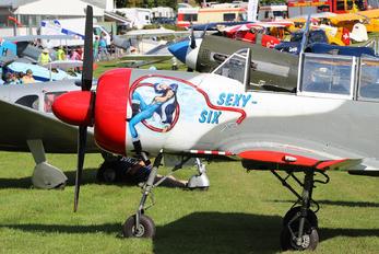 LY-SIX - Private Yakovlev Yak-52