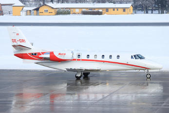 OE-GRI - ABC Bedarfsflug Cessna 560XL Citation Excel